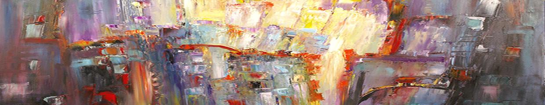 RUIZ-JANCOVIC, artiste-peintre